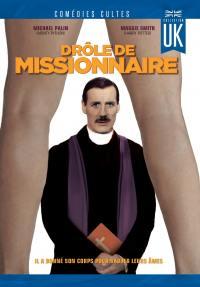 Drole de missionnaire - dvd