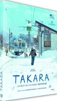 Takara - la nuit ou j'ai nage -dvd