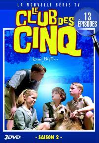Club des cinq s2 (le) - 3 dvd