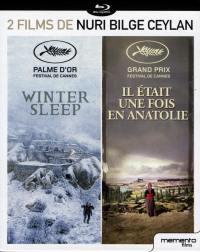 Coffret winter sleep + il etait une fois en anatolie - 2 brd