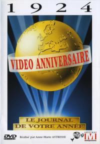 Video anniversaire 1924 - dvd