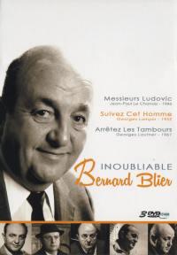 Coffret inoubliable bernard blier  - dvd