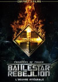 Battlestar rebellion - 2 dvd