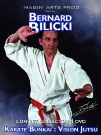 Karate bunkai : vision jutsu - 4 dvd-  coffret collector