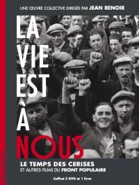 Vie est a nous (la) - 3 dvd + livre