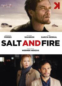 Salt and fire - dvd