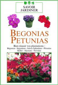 Begonias petunias - dvd
