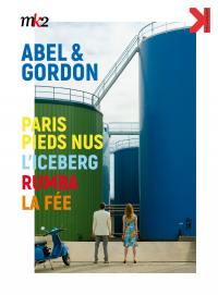 Abel et gordon - 4 dvd