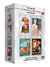 Invisibles du cinema français (les) v2 - 4 dvd