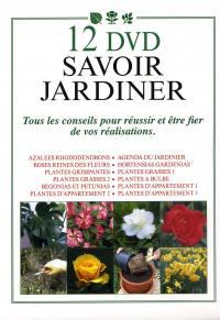 Savoir jardiner - coffret 12 dvd