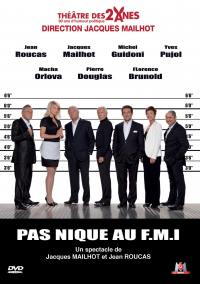 Pas nique au fmi ! - dvd