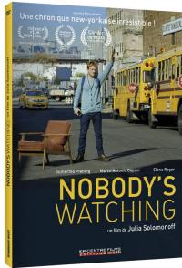 Nobody's watching - dvd