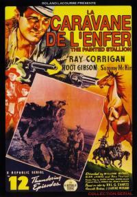 Serial - caravane de l'enfer - dvd