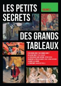 Petits secrets des grands tableaux v3 (les) - dvd
