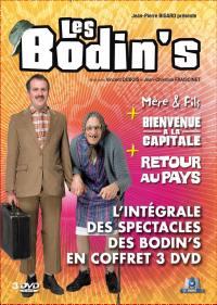 Coffret bodin's spectacle, retour au pays - 3 dvd