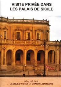 Visite privee dans les palais de sicile - dvd