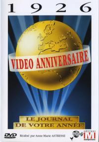 Video anniversaire 1926 - dvd