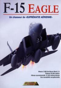 F-15 eagle - dvd