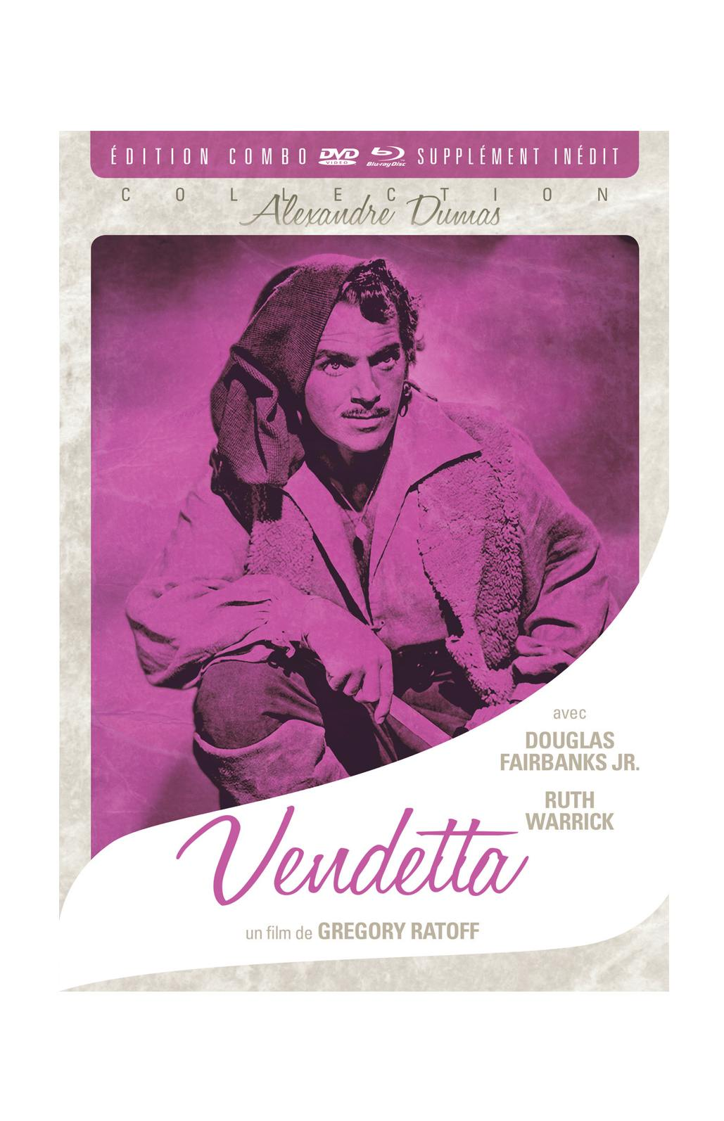 Vendetta - combo dvd + blu-ray