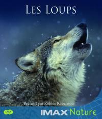 Imax loups - blu ray