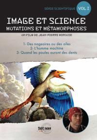 Image et science - mutations et metamorphoses - v1 - dvd