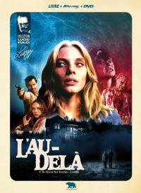 Au-dela (l') - blu-ray + dvd + livre