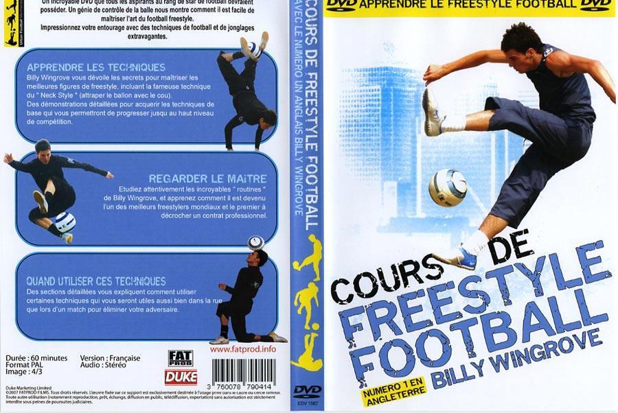 Freestyle football - dvd