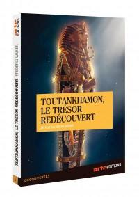 Toutankhamon, le tresor redecouvert  - dvd