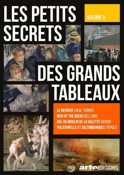 Petits secrets des grands tableaux v.5- dvd
