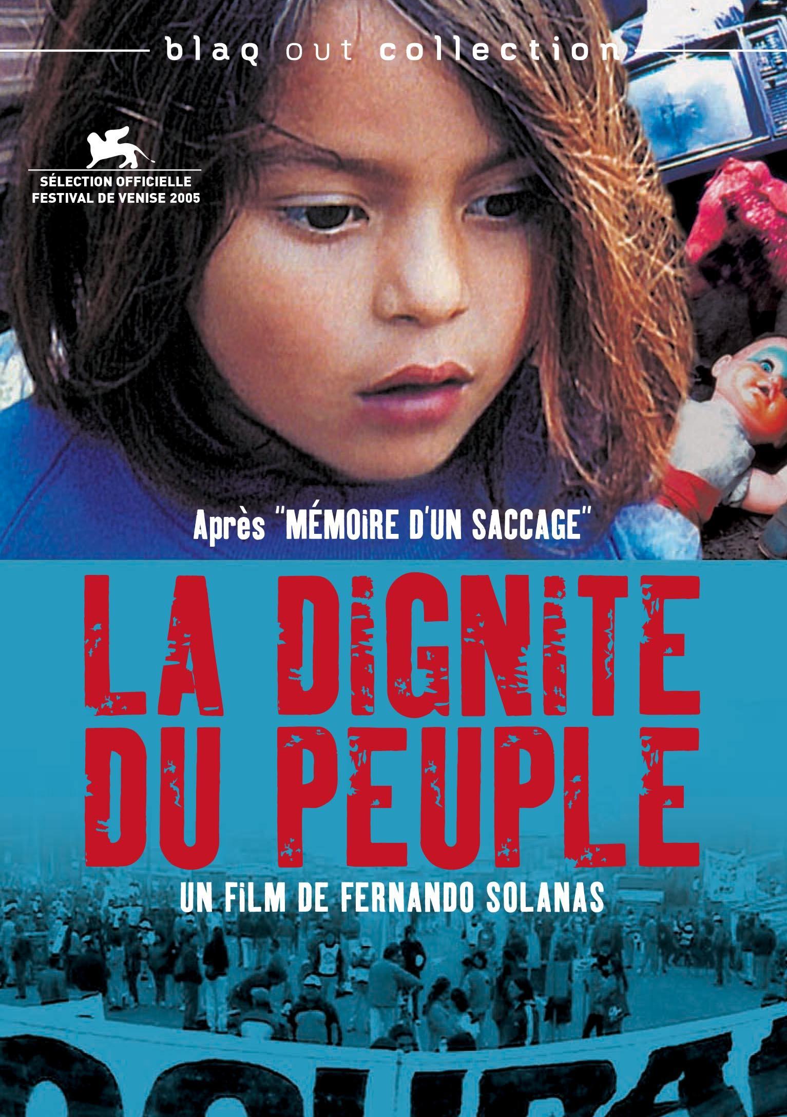 Argentine. dignite du peuple - dvd