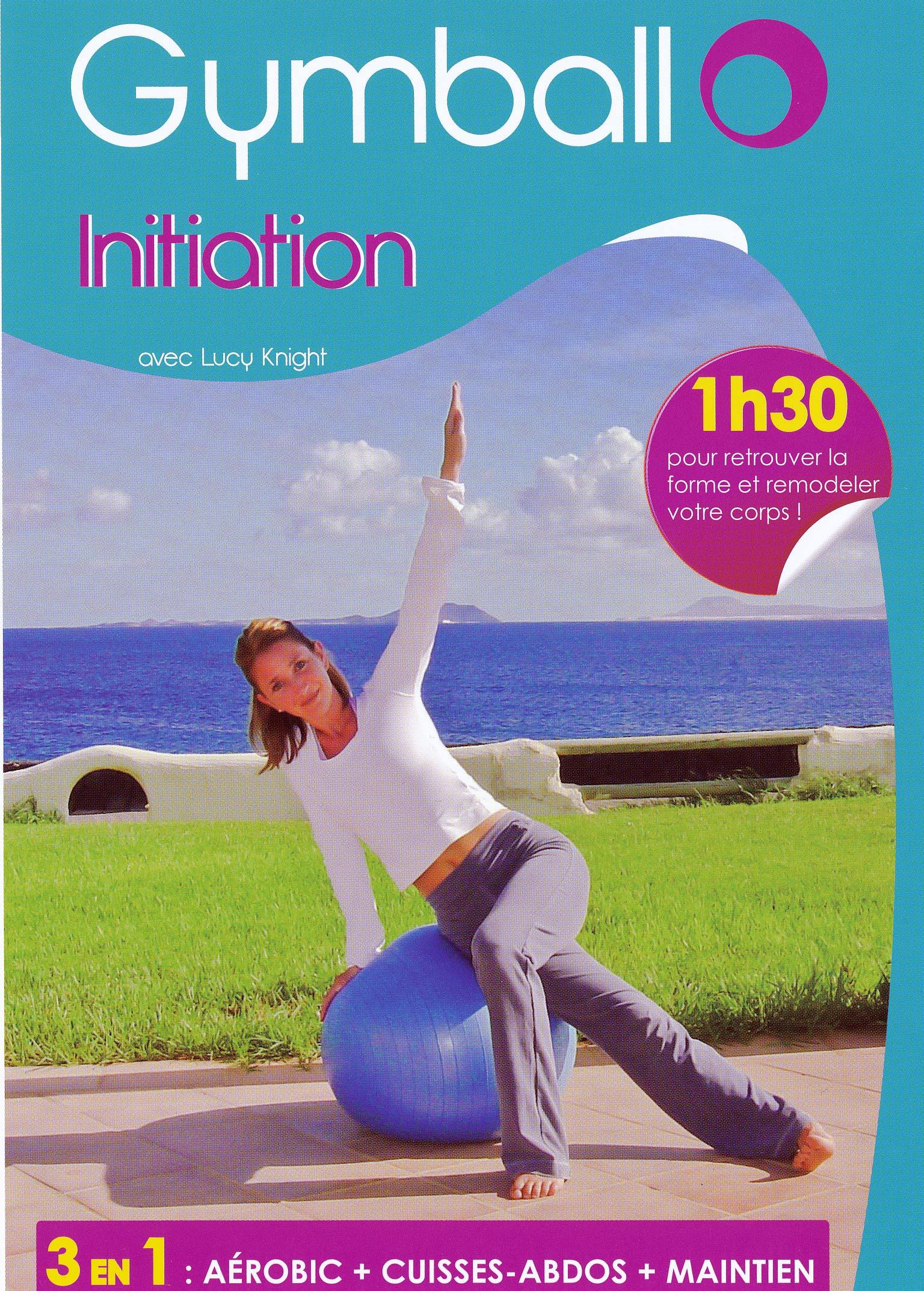Gymball initiation - dvd
