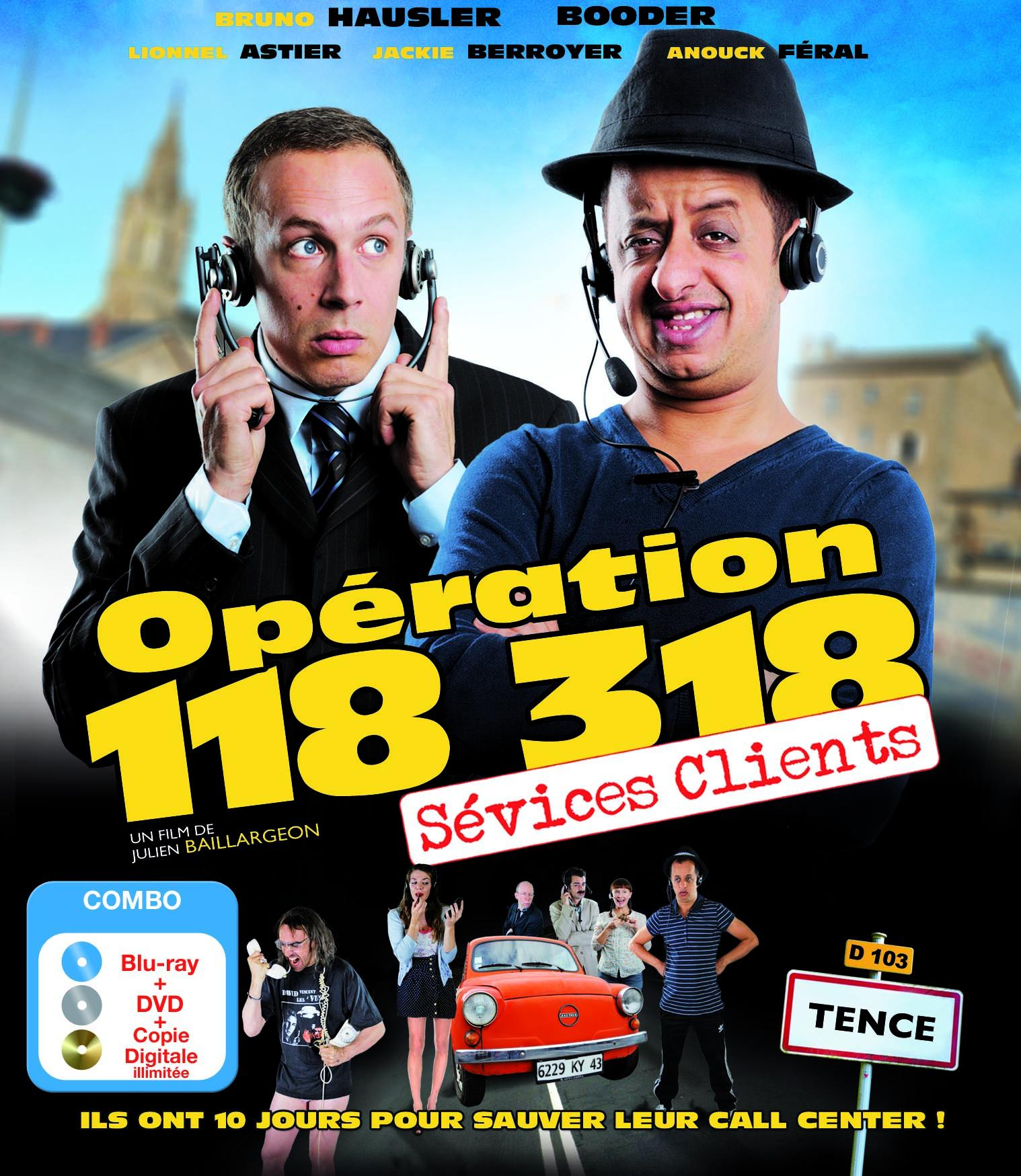 Operation 118 318 - combo  sevice clients