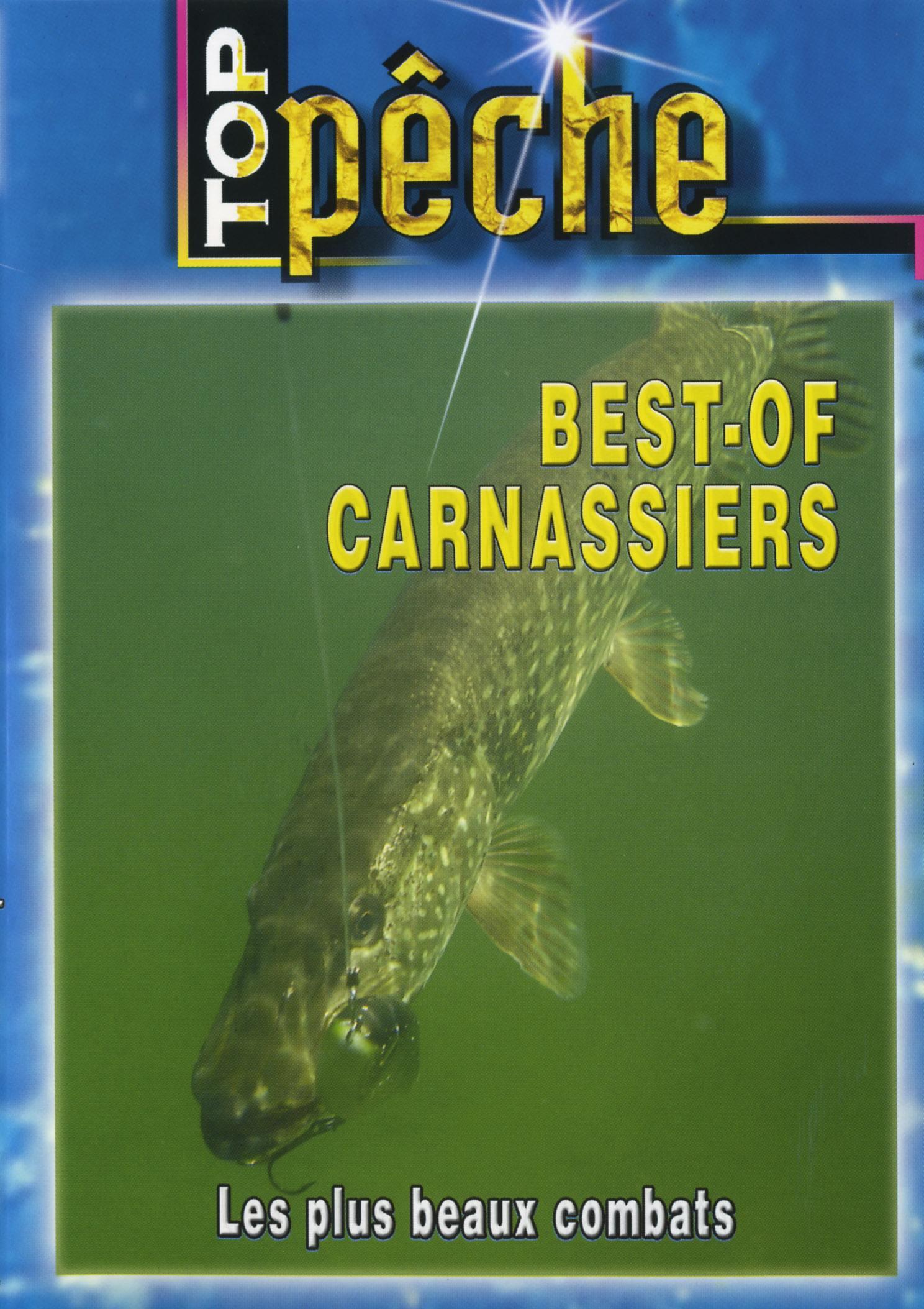 Top peche - best of carnassiers - dvd