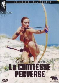 Comtesse perverse - dvd