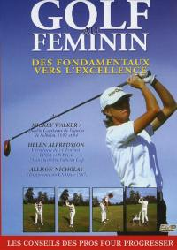 Golf au feminin - dvd