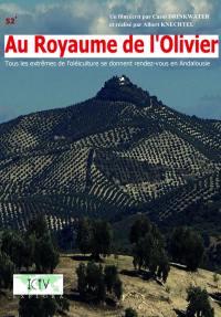 Andalousie, au royaume de l'olivier - dvd