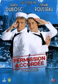 Permission accordee : f. dubosc et s. rousseau - 2 dvd