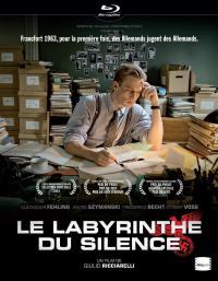 Labyrinthe du silence (le) - blu-ray