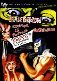 Blue demon contre le pouvoir satanique - dvd