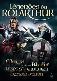Legendes du roi arthur - 5 dvd
