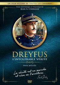 Dreyfus l'intolerable verite - dvd