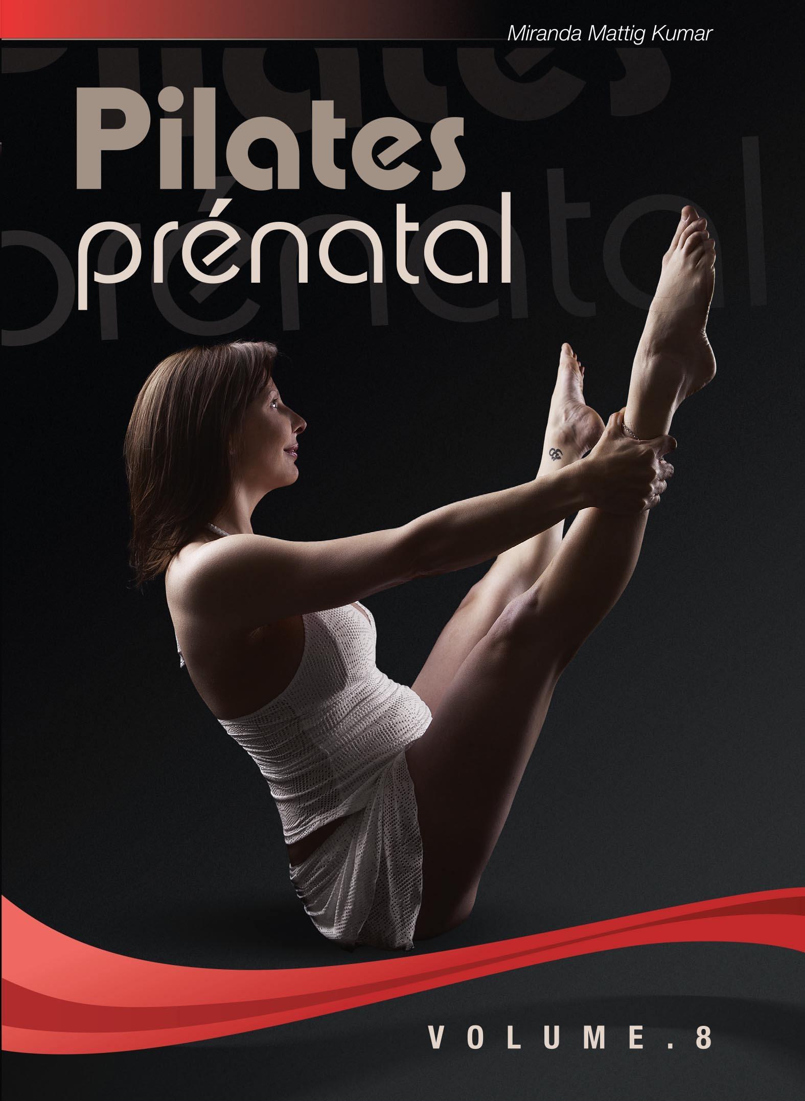 Pilates prenatal - dvd