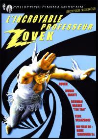 L'incroyable professeur zovek - dvd