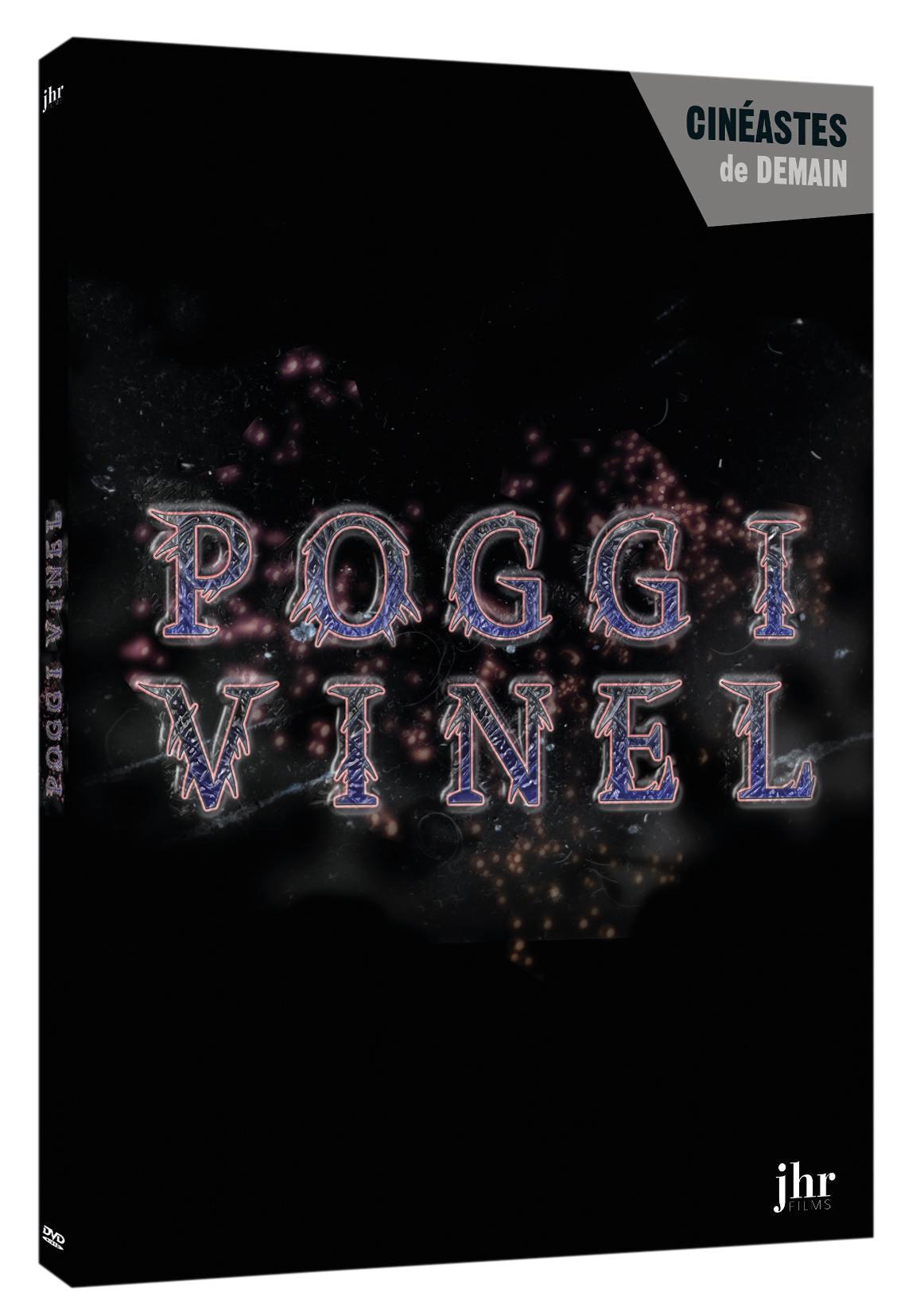 Poggi - vinel - cineastes de demain - dvd