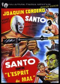 Santo contre l'esprit du mal - dvd