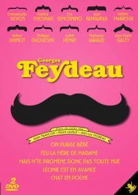 Coffret feydeau - 2 dvd