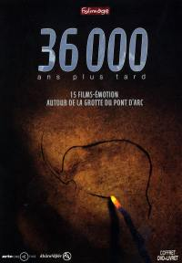36000 ans plus tard - dvd