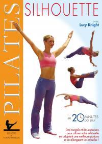 Pilates silhouette - dvd