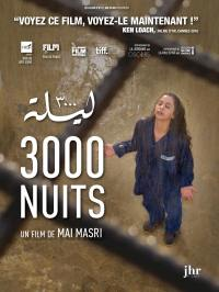 3000 nuits - dvd