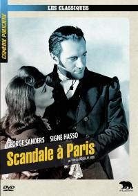 Scandale a paris - dvd
